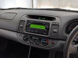 2004 Toyota Camry MCV36R Altise Blue 4 Speed Automatic Sedan