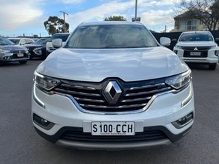 2018 Renault Koleos HZG Zen X-tronic White 1 Speed Constant Variable Wagon.