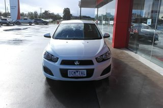2014 Holden Barina TM MY14 CD 5 Speed Manual Sedan.