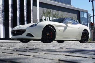 2016 Ferrari California F149 T Bianco Avus 7 Speed Sports Automatic Dual Clutch Convertible