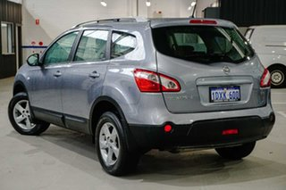2012 Nissan Dualis J107 Series 3 MY12 +2 Hatch X-tronic 2WD ST Grey 6 Speed Constant Variable.