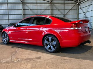 2013 Holden Commodore VE II MY12.5 SV6 Z Series Red 6 Speed Sports Automatic Sedan