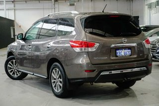 2014 Nissan Pathfinder R52 MY14 ST X-tronic 2WD Grey 1 Speed Constant Variable Wagon.