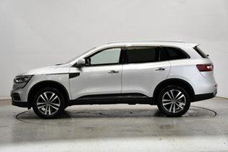 2019 Renault Koleos HZG Zen X-tronic Silver 1 Speed Constant Variable Wagon.