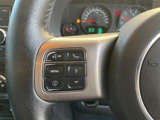 2012 Jeep Compass MK MY12 Sport Grey 5 Speed Manual Wagon