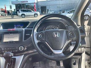 2013 Honda CR-V RM VTi-S 4WD White 5 Speed Automatic Wagon