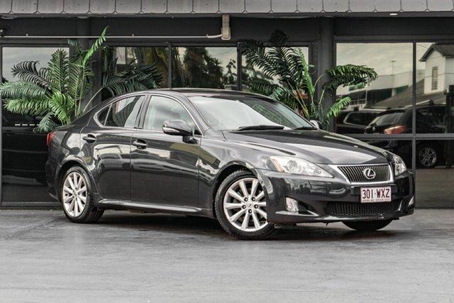 Used Lexus IS GSE20R MY09 IS250 Prestige Bowen Hills, 2009 Lexus IS GSE20R MY09 IS250 Prestige Grey 6 Speed Sports Automatic Sedan