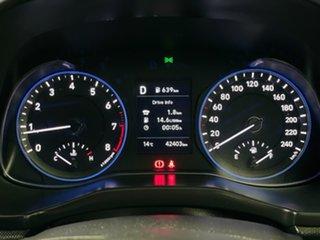 2019 Hyundai Kona OS.2 MY19 Go 2WD Silver 6 Speed Sports Automatic Wagon