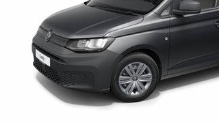 2021 Volkswagen Caddy 5 SWB Indium Grey 7 Speed Semi Auto Van
