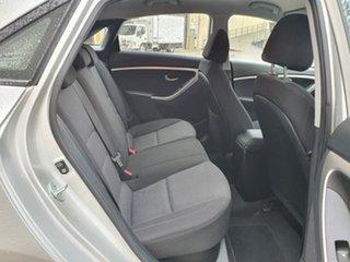 2014 Hyundai i30 GD2 Active Silver 6 Speed Manual Hatchback
