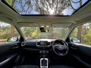 2021 Hyundai Venue QX.V3 MY21 Elite (Sunroof) Polar White 6 Speed Automatic Wagon