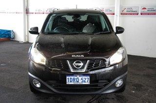 2010 Nissan Dualis J10 MY10 TI (4x4) Black 6 Speed Manual Wagon