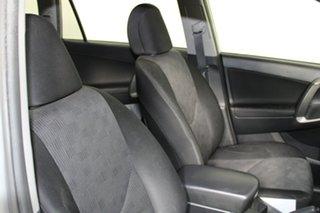 2009 Toyota RAV4 ACA33R MY09 CV Silver 4 Speed Automatic Wagon