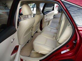 2011 Lexus RX350 Luxury Sport Red 4 Speed Automatic Wagon