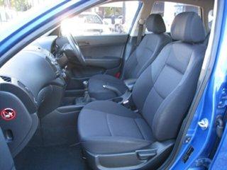 2009 Hyundai i30 FD MY09 SX Blue 5 Speed Manual Hatchback