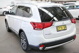 2018 Mitsubishi Outlander ZL MY18.5 LS 2WD White 6 Speed Constant Variable Wagon