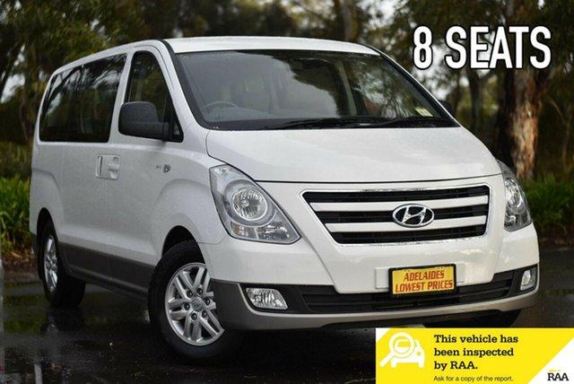 Used Hyundai iMAX TQ3-W Series II MY18 Melrose Park, 2018 Hyundai iMAX TQ3-W Series II MY18 White 5 Speed Automatic Wagon