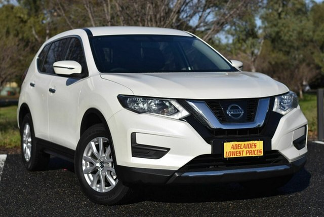 Used Nissan X-Trail T32 Series II ST X-tronic 2WD Morphett Vale, 2017 Nissan X-Trail T32 Series II ST X-tronic 2WD White 7 Speed Constant Variable Wagon
