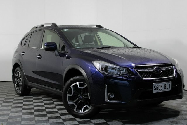 Used Subaru XV G4X MY17 2.0i-S Lineartronic AWD Wayville, 2016 Subaru XV G4X MY17 2.0i-S Lineartronic AWD Blue 6 Speed Constant Variable Wagon