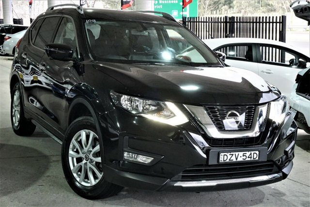 Used Nissan X-Trail T32 Series II ST-L X-tronic 2WD Phillip, 2018 Nissan X-Trail T32 Series II ST-L X-tronic 2WD Black 7 Speed Constant Variable Wagon