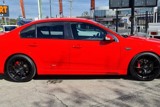 2009 Ford Performance Vehicles F6 FG Red 6 Speed Sports Automatic Sedan