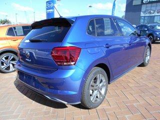 2021 Volkswagen Polo AW MY21 85TSI DSG Comfortline Reef Blue Metallic 7 Speed