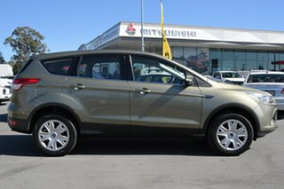 2014 Ford Kuga TF Ambiente AWD Green 6 Speed Sports Automatic Wagon.