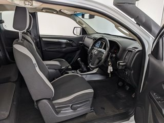 2017 Holden Colorado RG MY17 LS Space Cab White 6 Speed Manual Cab Chassis