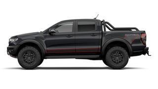 2021 Ford Ranger PX MkIII 2021.75MY Raptor X Pick-up Double Cab Grey 10 Speed Sports Automatic.