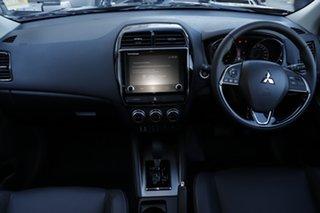 2021 Mitsubishi ASX XD MY21 XLS Plus 2WD Black 1 Speed Constant Variable Wagon