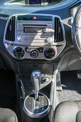 2014 Hyundai i20 PB MY15 Active Polar White 4 Speed Automatic Hatchback