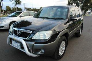 2007 Mazda Tribute Luxury Black Automatic Wagon
