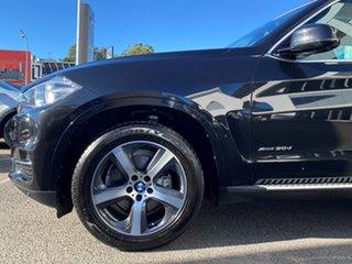 2015 BMW X5 F15 MY15 xDrive30d Black Sapphire 8 Speed Automatic Wagon.