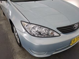 2004 Toyota Camry MCV36R Altise Blue 4 Speed Automatic Sedan.