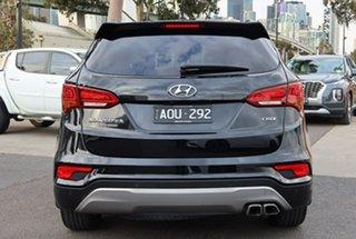 2017 Hyundai Santa Fe DM3 MY17 Highlander Phantom Black 6 Speed Sports Automatic Wagon