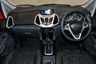2017 Ford Ecosport BK Trend PwrShift Orange 6 Speed Sports Automatic Dual Clutch Wagon