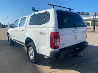2016 Holden Colorado RG MY16 LS Crew Cab White/110716 6 Speed Sports Automatic Utility