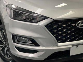 2020 Hyundai Tucson TL4 MY20 Active X 2WD Silver 6 Speed Automatic Wagon.