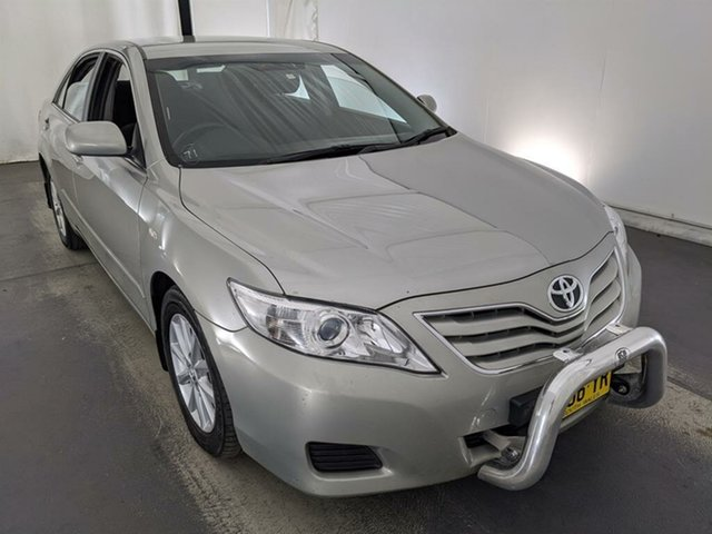 Used Toyota Camry ACV40R Altise Maryville, 2011 Toyota Camry ACV40R Altise Silver 5 Speed Automatic Sedan