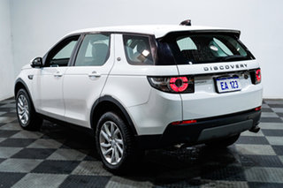 2017 Land Rover Discovery Sport L550 18MY TD4 110kW SE White 9 Speed Sports Automatic Wagon