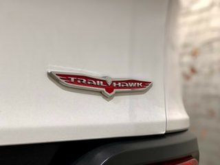 2015 Jeep Cherokee KL MY15 Trailhawk White 9 Speed Sports Automatic Wagon