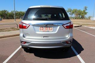 2017 Isuzu MU-X MY17 LS-M Rev-Tronic 4x2 Silver 6 Speed 6 SP AUTO SEQUENTIAL Wagon