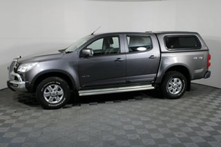2013 Holden Colorado RG MY14 LT Crew Cab Grey 6 Speed Sports Automatic Utility