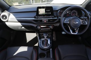 2020 Kia Cerato BD MY21 GT DCT Aurora Black 7 Speed Sports Automatic Dual Clutch Hatchback