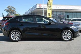 2014 Mazda 3 BM5478 Maxx SKYACTIV-Drive Black 6 Speed Sports Automatic Hatchback.