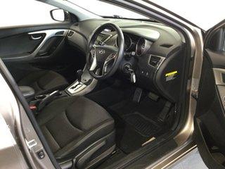2011 Hyundai Elantra MD Active Brown 6 Speed Sports Automatic Sedan