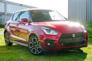 2021 Suzuki Swift AZ Series II Sport Burning Red 6 Speed Sports Automatic Hatchback.