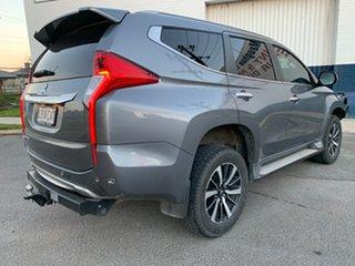 2019 Mitsubishi Pajero Sport QE MY19 Exceed Graphite 8 Speed Sports Automatic Wagon.