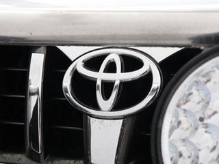 2008 Toyota Landcruiser Prado KDJ120R 07 Upgrade GXL (4x4) Silver 5 Speed Automatic Wagon