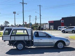 2002 Ford Falcon AU III Tradesman XL 4 Speed Automatic Traytop